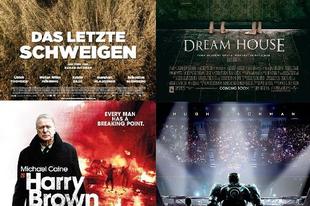 Premierfilmek a 40. héten