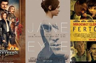 Premierfilmek a 41. héten