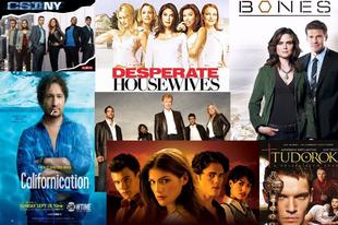 Új sorozatok a 36. héten