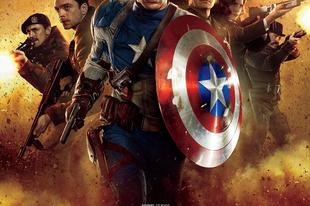 Amerika Kapitány: Az első bosszúálló - Captain America: First Avenger [2011]