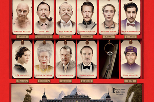 The Grand Budapest Hotel - 2014