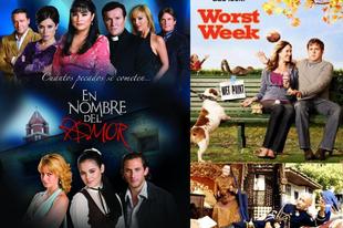 Új sorozatok a 31. héten