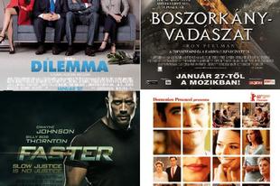 Premierfilmek a 4.héten