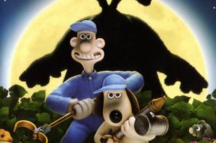 Wallace és Gromit - Az elvetemült veteménylény [2005]