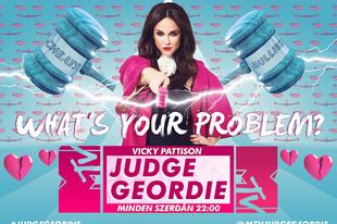 Geordie bírónő az MTV-re érkezik