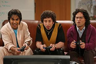 SSS 021 - Agymenők - The Big Bang Theory S03E22