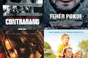 Premierfilmek a 12. héten