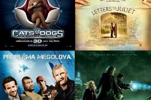 Premierfilmek a 32. héten