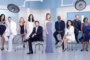 Grace Klinika - Grey's Anatomy 6x21 - 6X24