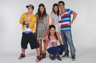Hazai nézettségi rekorddal debütált a Violetta sorozat a Disney Csatornán