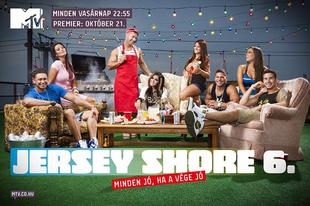 Utolsó évadába kezd a Jersey Shore
