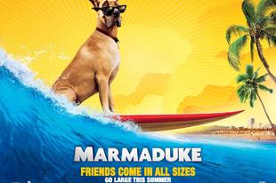 Marmaduke-Kutyakomédia
