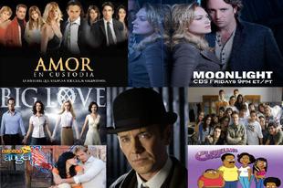 Új sorozatok a 28. héten