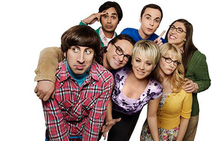 Agymenők - The Big Bang Theory S09E03 The Bachelor Party Corrosion