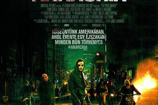 A megtisztulás éjszakája: Anarchia - The Purge:Anarchy [2014]