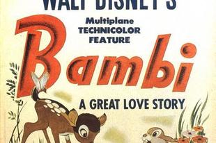 Bambi [1942] - A világ legismertebb gidája