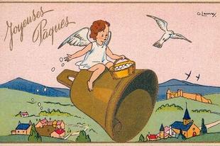 Joyeuses Pâques - avagy Húsvét Franciaországban