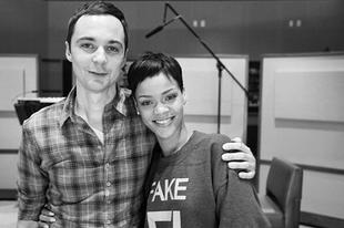 Vajon min dolgozik Rihanna és dr. Sheldon Cooper?