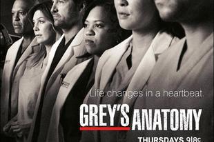 Grace Klinika - Grey's Anatomy 7X18-7X22