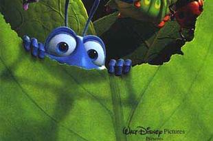 Egy bogár élete - A Bug's Life [1998] Egy hangyányi probléma