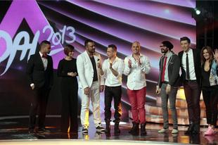 A Dal 2013 második adás (második elődöntő)