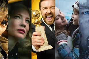 Golden Globe jelölések 2016