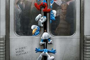 Hupikék törpikék - The Smurfs [2011]
