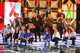 X-Faktor 2013. 10. 12 - A show elindult - Az első élő show