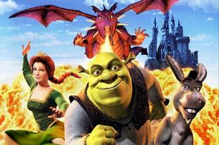 Shrek [2001]