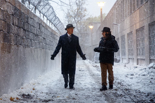 Spielberg újra New Yorkban
