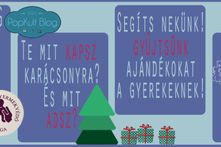 Karácsonyi jótettek - idén is adjunk!