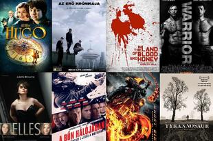 Premierfilmek a 9. héten