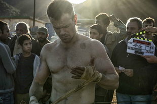 Matt Damon nem akar Bond lenni