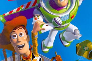 Toy Story - Játékháború [1995] - A Pixar első nagy dobása