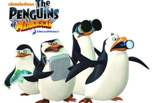 Maratoni hétvége a Madagaszkár pingvinjeivel