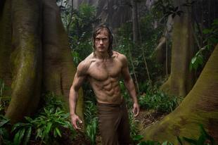 Tarzan, a szuperhős