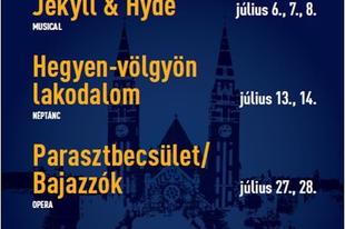 Programajánló- Szegedi Szabadtéri Játékok