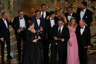 Oscar nyertesek 2016-ban
