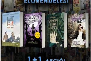 A Maxim Könyvkiadó újdonságai az Ünnepi Könyvhéten