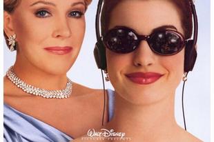 Neveletlen hercegnő - The Princess Diaries [2001] - Így indult Anne Hathaway