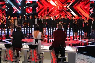 X-Faktor 2013. 11. 02. -  A negyedik élő show és döntés - A csapatoknak nincs szerencséje