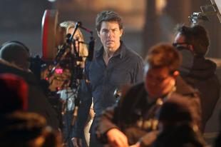 Tom Cruise befejezte A múmia forgatását