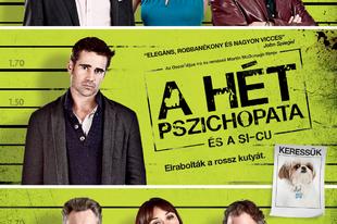 A hét pszichopata és a si-cu. (2012)