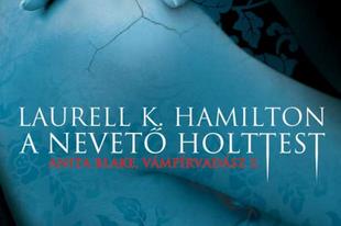 Laurell K. Hamilton - Nevető holttest