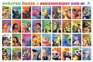 DreamWorks mesék új köntösben
