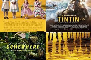 Premierfilmek a 44. héten