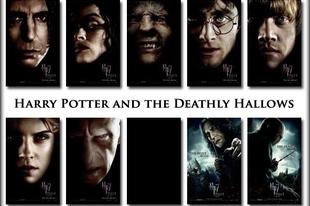 Harry Potter és a Halál Ereklyéi 1. rész (2010)