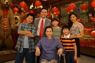 Őrült tajvani család költözik a Comedy Central képernyőjére