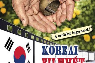Koreai Filmhét az Urániában