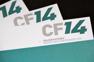 Colour Futures 2014 - Az év színe nyereményjáték
